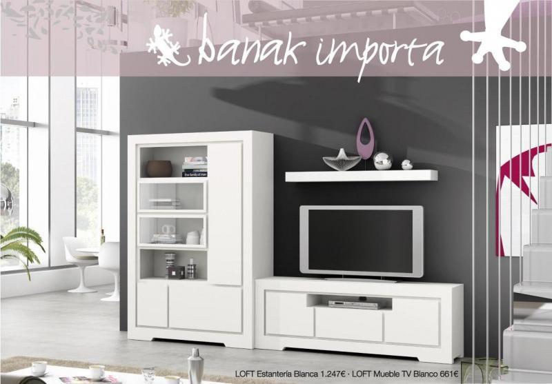Colección LOFT de Banak Importa