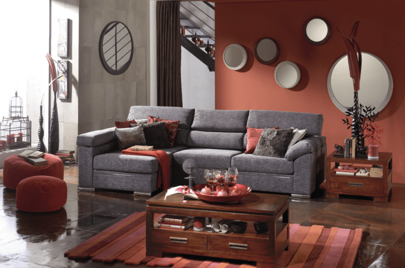C mo elegir el sof perfecto el blog de banak importa - Sofas de dos colores ...