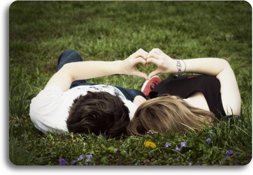 fotografía enamorados