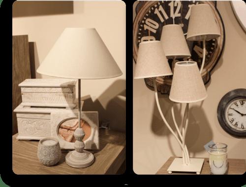 lamparas de sobremesa
