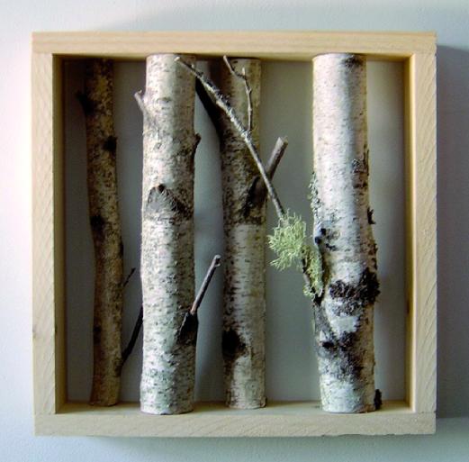 cuadro troncos