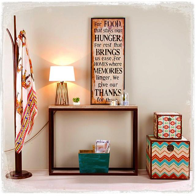 Banak importa decora tus paredes creando tu propio for Decoracion nordica industrial