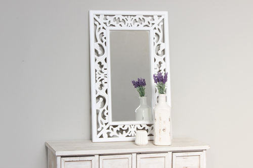 espejo de talla