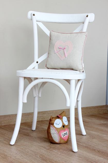 silla abad blanca