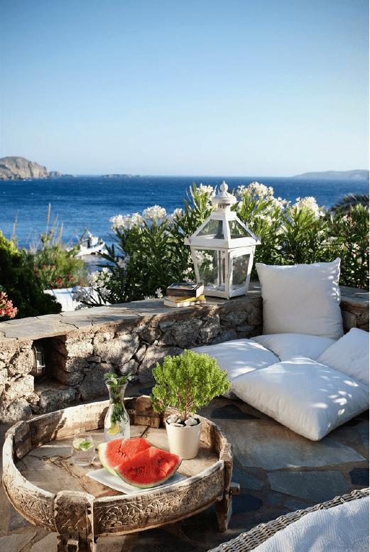 Tu balcón o terraza para este verano by Banak Importa