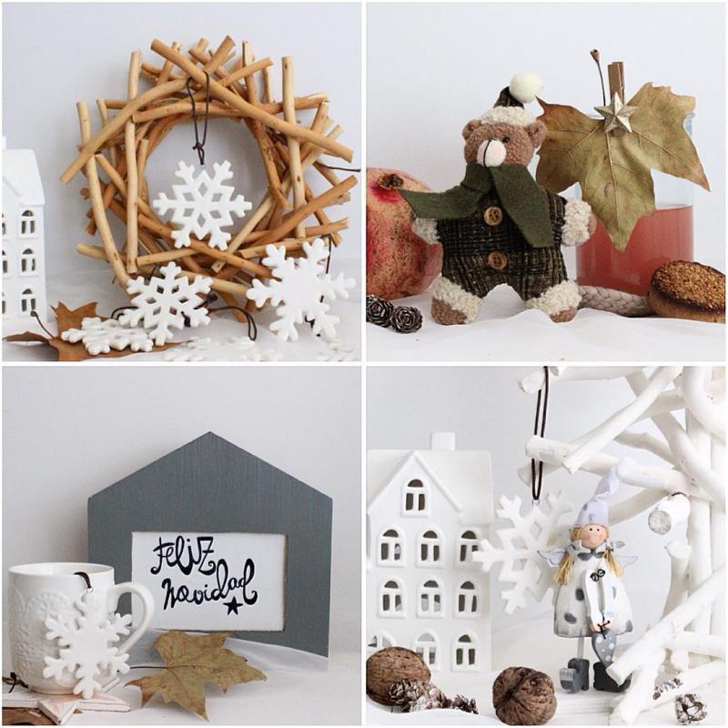 Nuestras tiendas se visten de Navidad Feliz lunes!! banak navidadhellip